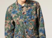 Paul smith jeans jungle print jacket