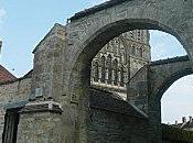 """balade """"vézelay"""" village dans l'yonne"""