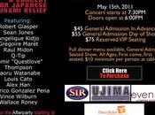 Marcus Miller concert York pour Japon dimanche