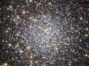 L'amas globulaire photographié télescope Hubble