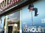 Gaumont exhibe Conquête