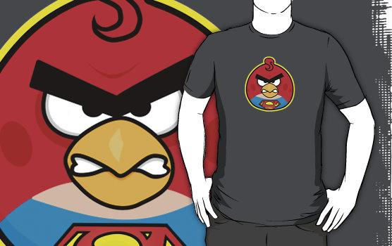 Angry Heroes : les super héros version Angry Birds