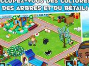 Gameloft lance nouveau social iOs: Green Farm
