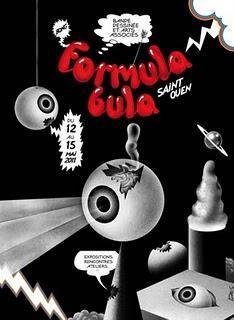 Festival BD : Naissance de Formula Bula à Saint-ouen