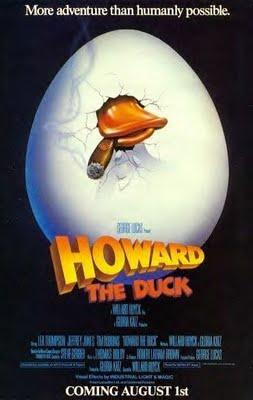 HOWARD THE DUCK : MAD WILL TV