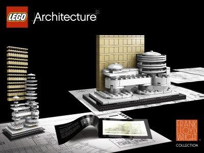 LEGO Architecture - Guggenheim New-York
