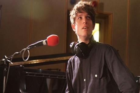 Un live de James Blake à télécharger, ca vous dit ?
