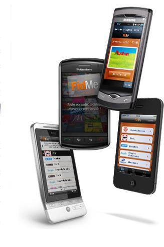 FidMe, toutes vos cartes de fidélité dans votre téléphone mobile !