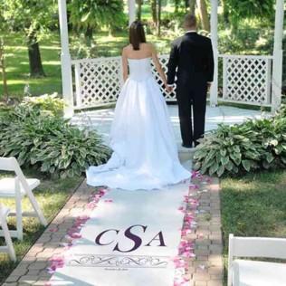 C'est quoi le monogramme pour un mariage