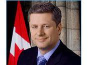 félicitations Chef l'Etat Excellence Stephen Harper, Premier Ministre Canada