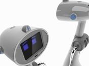 Luna robot mystère d'assistance personnelle dévoile peu…