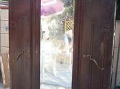 Renovation armoire