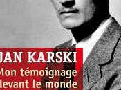 témoignage devant monde (Jan Karski)