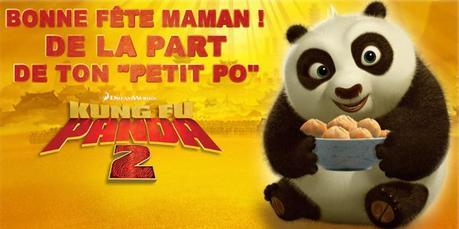 Kung Fu Panda 2 – Baby Po et ses amis !