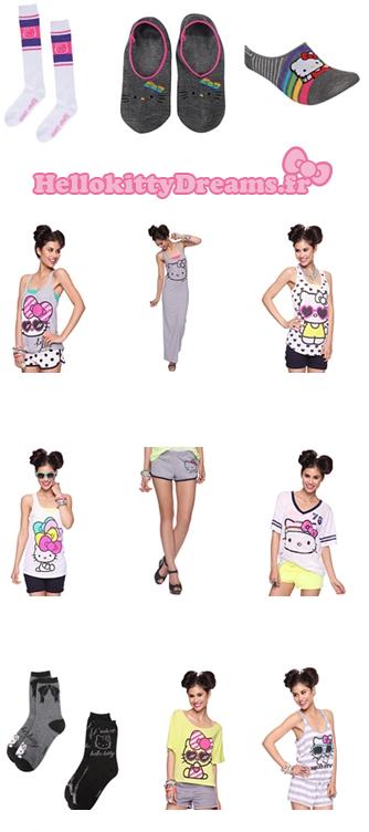 Vêtements et accessoires Hello kitty chez Forever 21
