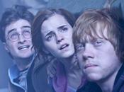 Harry Potter reliques mort partie spot très sombre