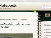 Diary, magnifique thème gratuit Site5