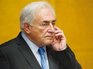 Dominique Strauss-Kahn, la chute