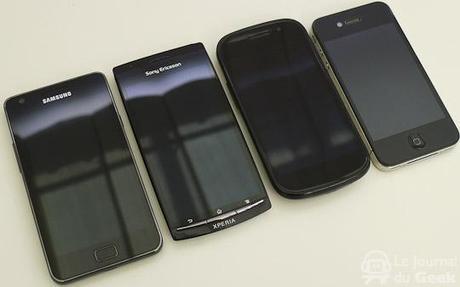 samsung galaxy s2 live 20 Test : Samsung Galaxy S2
