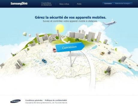samsungdive 1 540x415 Test : Samsung Galaxy S2