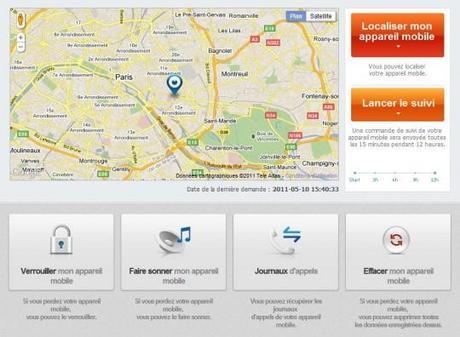 samsungdive 2 540x396 Test : Samsung Galaxy S2