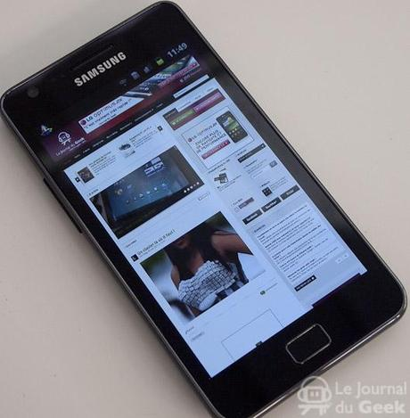 samsung galaxy s2 pack live 05 Test : Samsung Galaxy S2