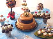 """gourmandises pour l'anniversaire """"Chasse trésor"""" grand garçon"""