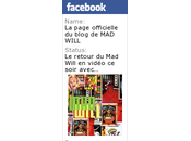 Page officielle facebook