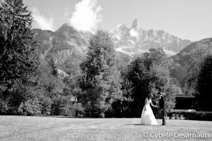 Annabelle & Mathieu {Real Wedding}
