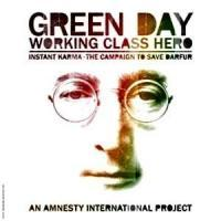 Green Day ' Working Class Hero