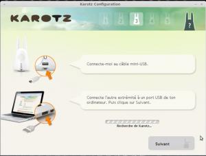[TEST] Mindscape Karotz – 1. Déballage et mise en route