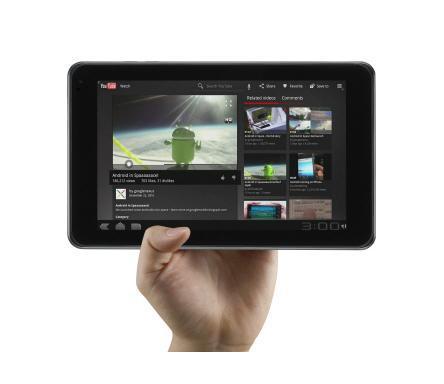 LG_Optimus_Pad, tablette