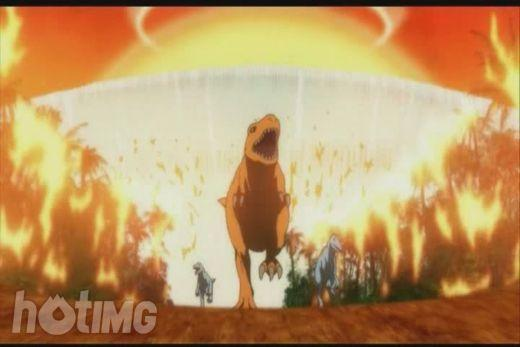 Extinction of Dinosaurs explained : PRINCE OF TENNIS