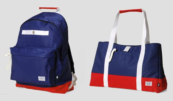 HEAD PORTER – S/S 2011 – TRICOLOUR COLLECTION