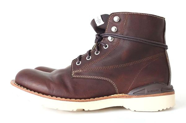 VISVIM – S/S 2011 – VIRGIL KNGR-FOLK BOOT