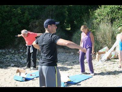 Séjour sportif à Bénodet du 13 au 16 mai 2011