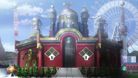Deadman Wonderland prison