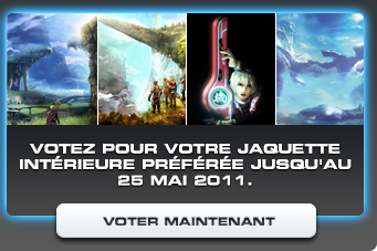 Votez pour la couverture alternative de Xenoblade Chronicles