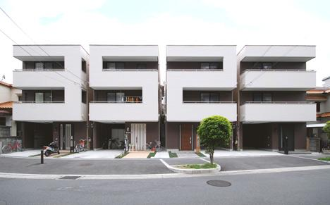 Numbers House - Mitsutomo Matsunami Architect & Associates