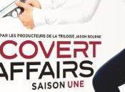 Test DVD: Covert Affairs Saison