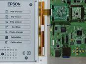 ePaper résolution impressionnante chez Epson