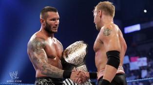 Captain Charisma affrontera The Viper pour le titre de Champion du monde Poids Lours à Over The Limit 2011