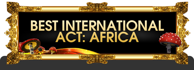 Best International Act: Africa