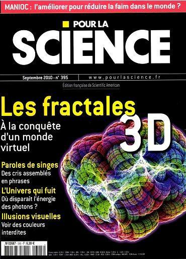 Pour la science N°395 septembre 2010