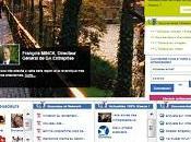 nouveau look pour site Club Ambassadeurs d'Alsace