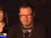 """VIDEO CHOC Lars Trier festival Cannes suis nazi""""."""