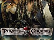 Pirates caraïbes, fontaine Jouvence Cinéma