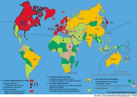Nouveaux regards cartographiques sur la mondialisation : retour sur une journée d'études