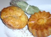 Muffins pommes terre-oignons