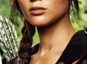 Hunger Games: premières photos Jennifer Lawrence